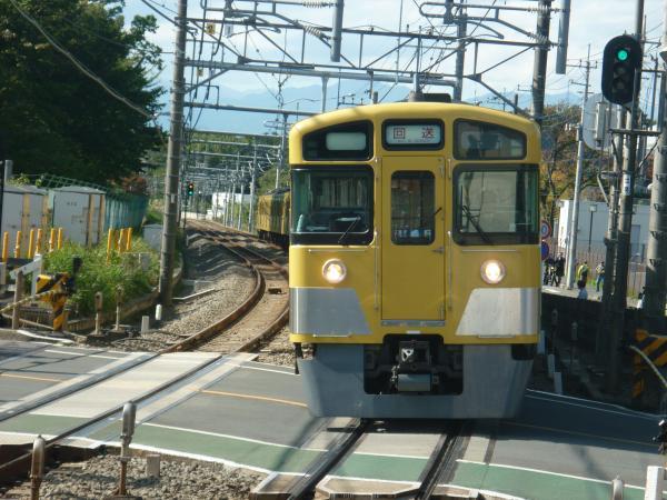 2014-11-03 西武2063F 回送