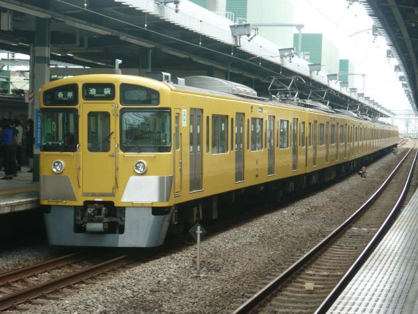 2014-11-03 西武2063F 各停池袋行き