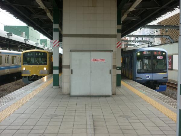 2014-11-03 西武3009F 横高Y513F