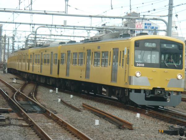 2014-11-03 西武3009F 各停池袋行き1