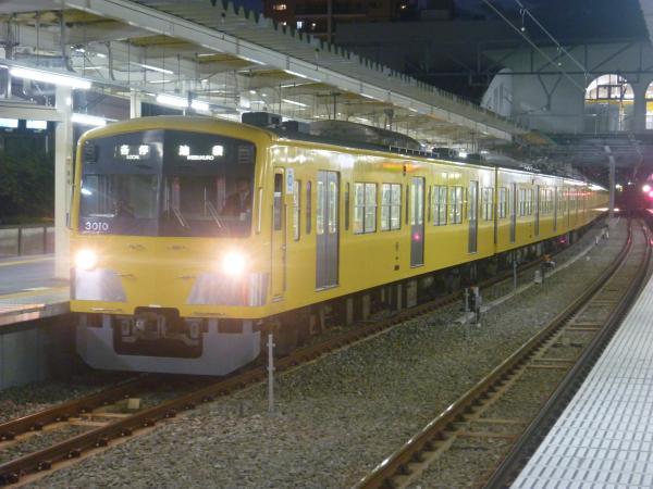 2014-11-03 西武3009F 各停池袋行き3
