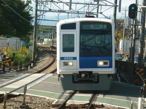 2014-11-03 西武6152F 回送