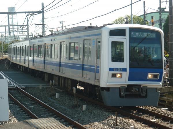 2014-11-03 西武6152F 各停入間市行き
