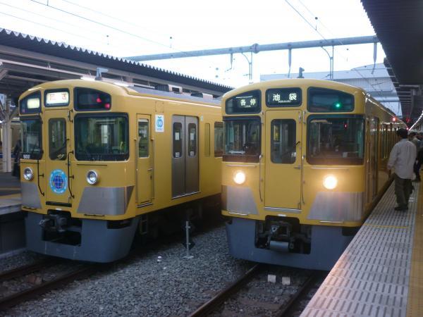 2014-11-03 西武9101F 2063F