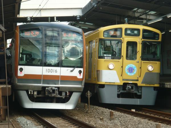 2014-11-03 西武9101F メトロ10116F