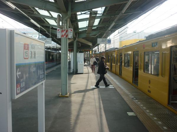 2014-11-03 西武9101F 快速飯能行き2
