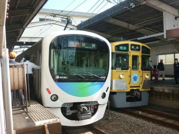 2014-11-03 西武9102F 32102F+38104F