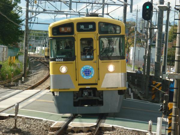 2014-11-03 西武9102F 急行池袋行き