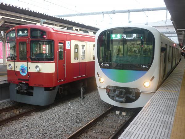 2014-11-03 西武9103F 32106F+38110F