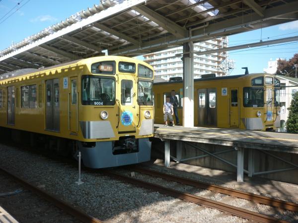 2014-11-03 西武9104F 9102F