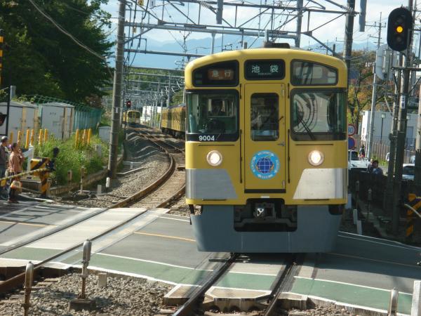 2014-11-03 西武9104F 急行池袋行き2