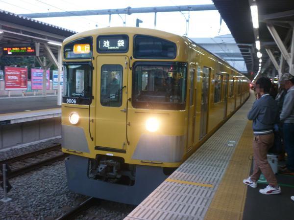 2014-11-03 西武9106F 急行池袋行き2