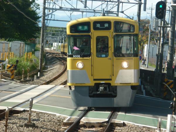 2014-11-03 西武9106F 準急池袋行き
