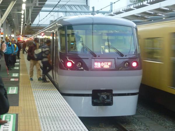 2014-11-03 西武10112F 特急西武新宿行き