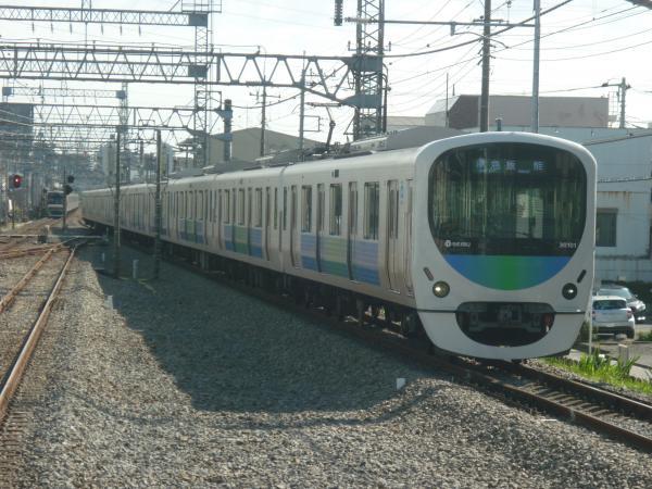 2014-11-03 西武30101F 準急飯能行き