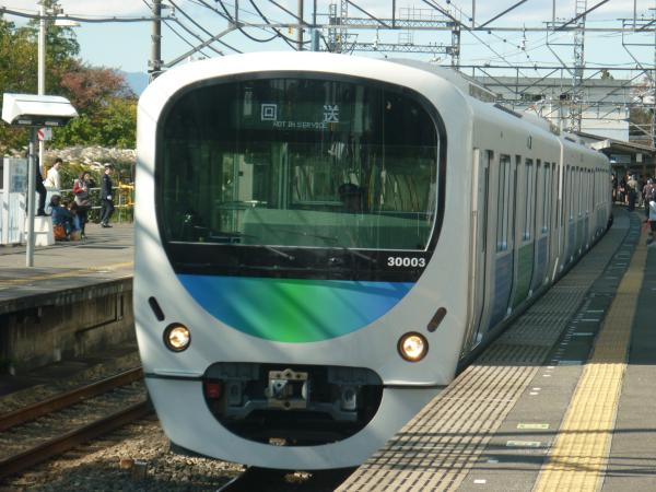 2014-11-03 西武30103F 回送