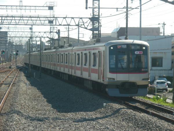 2014-11-03 東急5175F 快速飯能行き