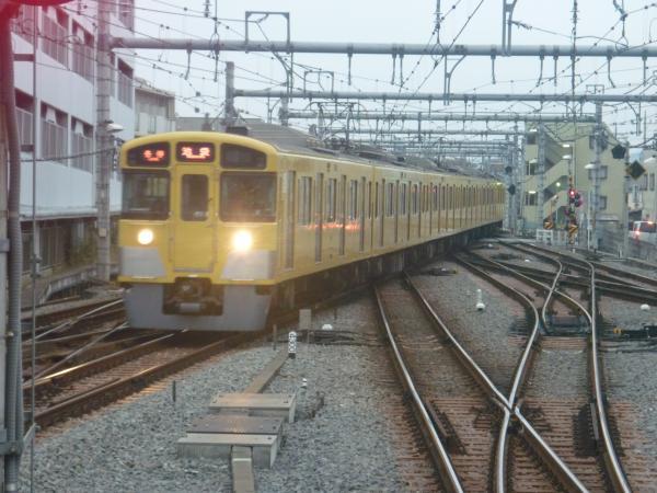 2014-11-08 西武2073F 各停飯能行き 5119レ