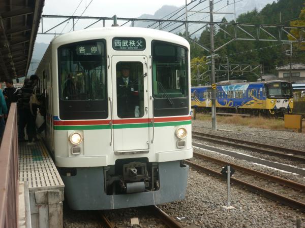 2014-11-08 西武4009F 3011F