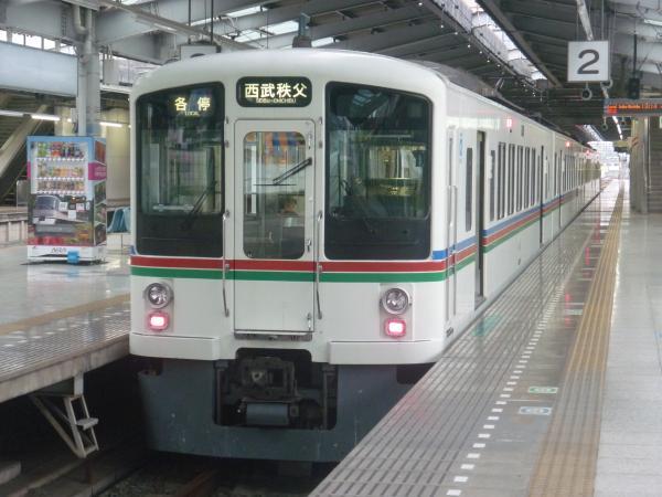 2014-11-08 西武4009F 各停西武秩父行き 5029レ