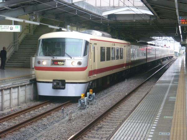 2014-11-08 西武10105F 特急西武秩父行き 15レ