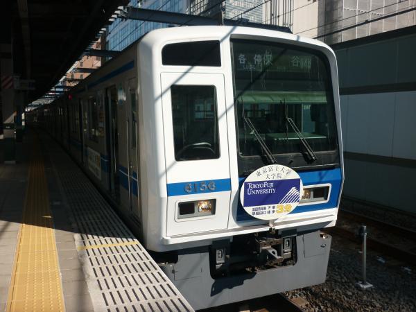 2014-02-22 西武6156F 各停保谷行き