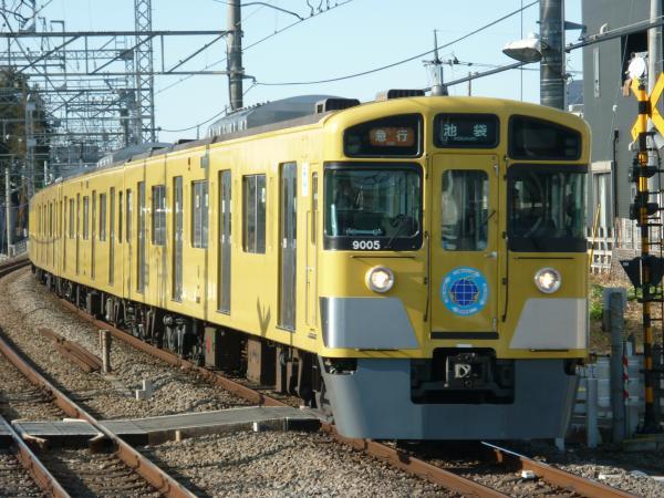 2014-02-22 西武9105F 急行池袋行き1