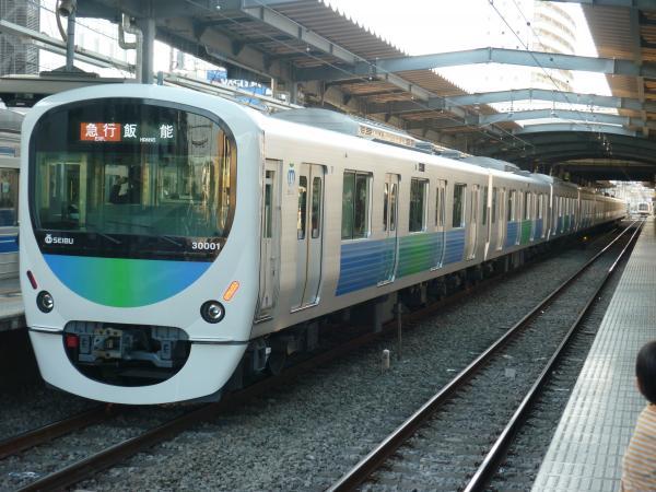 2014-02-22 西武30101F 急行飯能行き