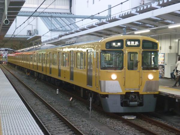 2014-11-14 西武2049F 各停新所沢行き 5771レ