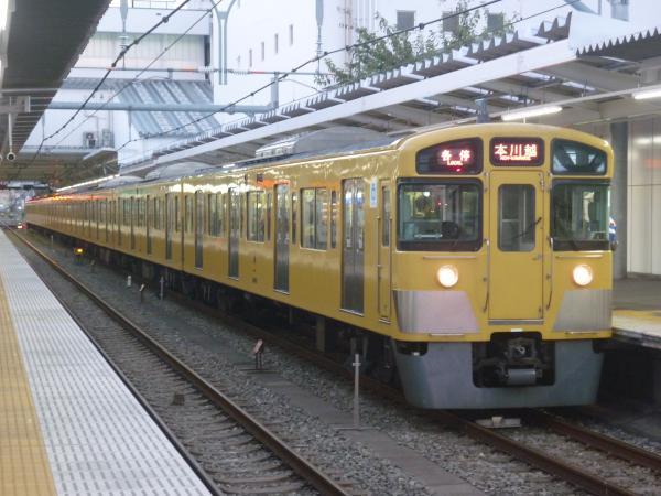2014-11-14 西武2061F 各停本川越行き 5645レ
