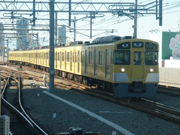 2014-11-14 西武2089F 各停池袋行き 5356レ
