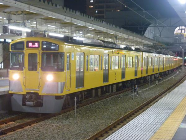 2014-11-14 西武2097F 回送