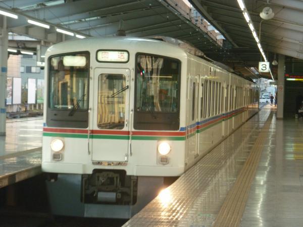 2014-11-14 西武4007F 回送1