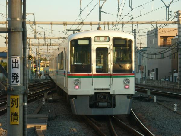 2014-11-14 西武4007F 回送2
