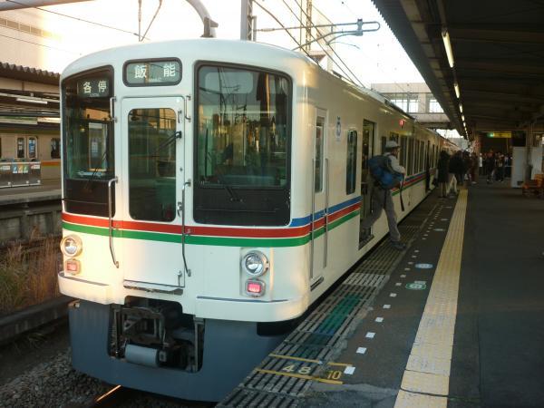 2014-11-14 西武4007F 各停飯能行き2 5044レ