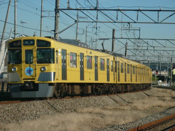 2014-11-14 西武9105F 急行池袋行き 2152レ