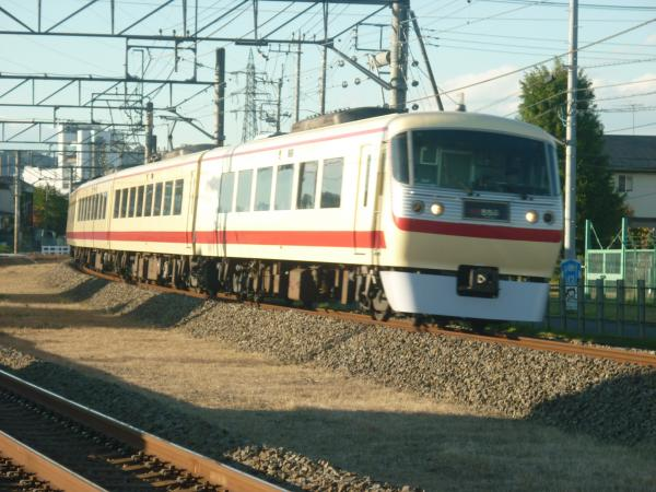 2014-11-14 西武10105F 特急池袋行き 30レ