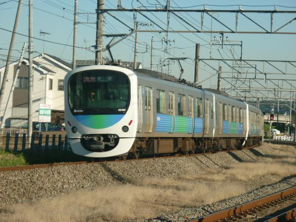 2014-11-14 西武32103F+38105F 急行池袋行き 2154レ