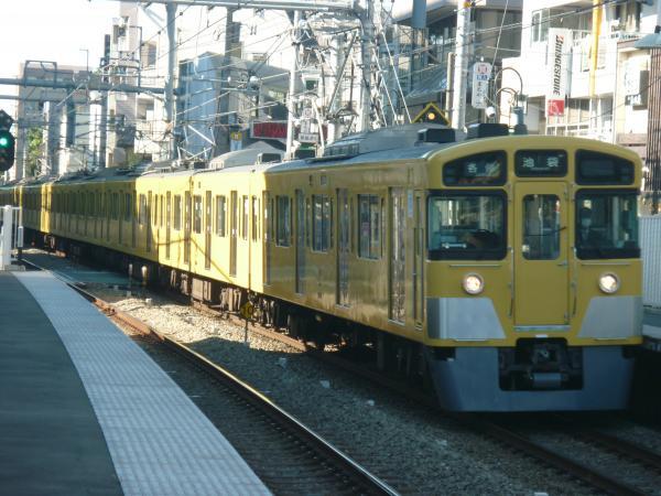 2014-11-15 西武2063F 各停池袋行き 5460レ