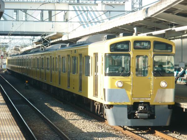 2014-11-15 西武2063F 各停池袋行き1 5110レ