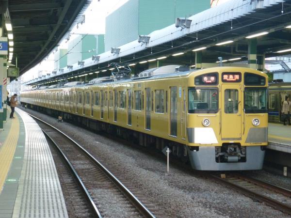 2014-11-15 西武2073F 各停豊島園行き2 5487レ