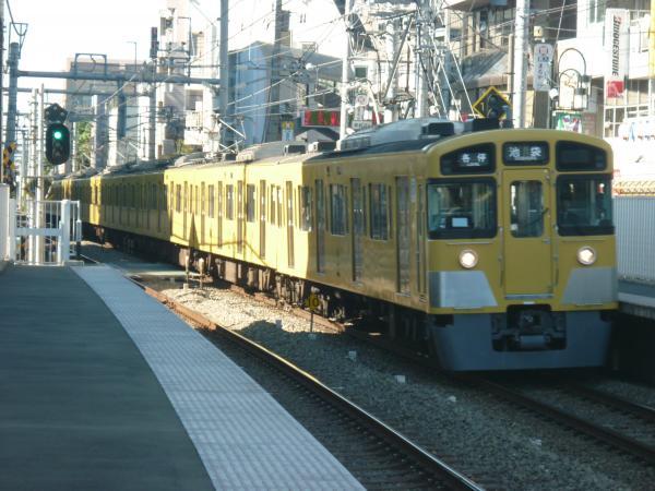 2014-11-15 西武2089F 各停池袋行き 5456レ