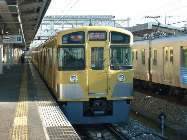 2014-11-15 西武2097F 各停西所沢行き2 6154レ