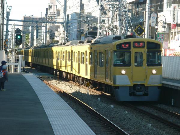 2014-11-15 西武2097F 各停池袋行き 5458レ