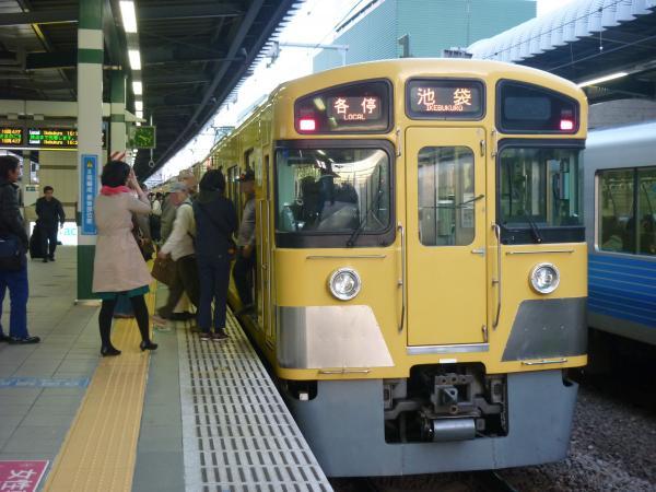 2014-11-15 西武2097F 各停池袋行き1 5362レ