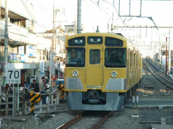 2014-11-15 西武2501F+2503F 各停池袋行き 5314レ