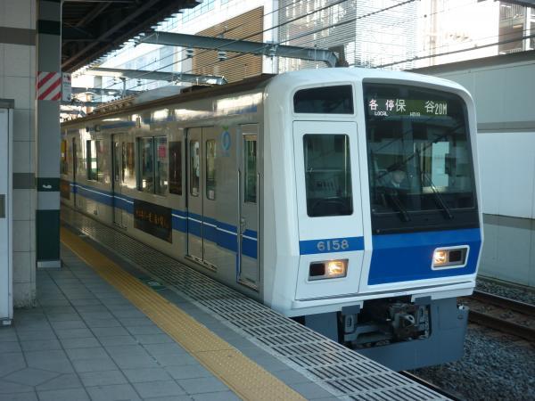 2014-11-15 西武6158F 各停保谷行き 6361レ