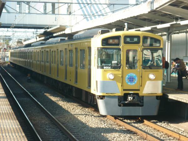 2014-11-15 西武9104F 急行池袋行き 2148レ