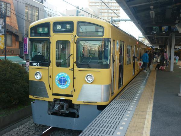 2014-11-15 西武9104F 準急飯能行き 4139レ