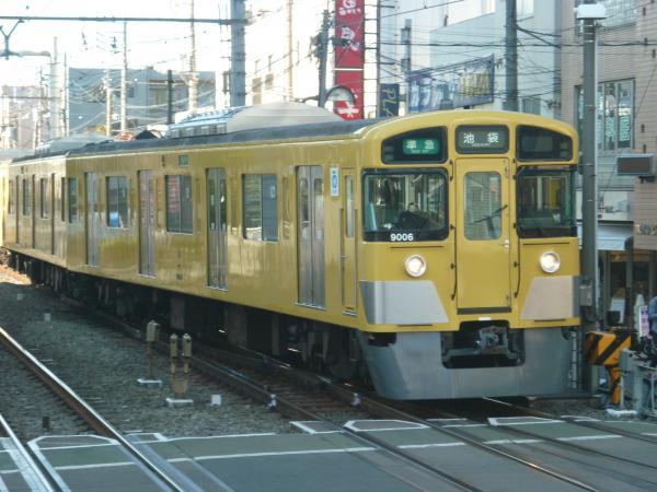 2014-11-15 西武9106F 準急池袋行き 4124レ